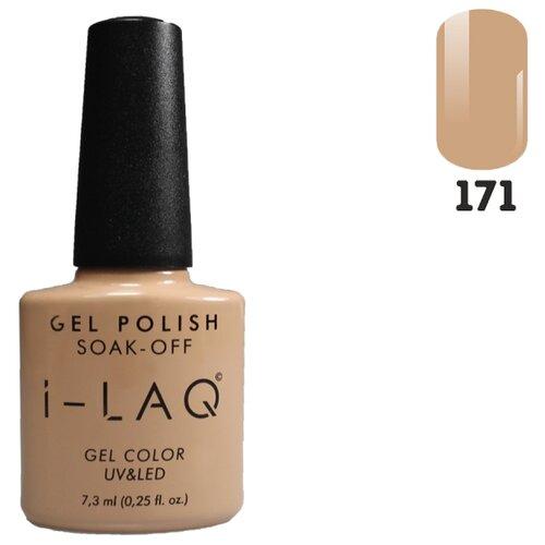 Гель-лак для ногтей I-LAQ Gel Color, 7.3 мл, оттенок 171 i laq гель лак 005