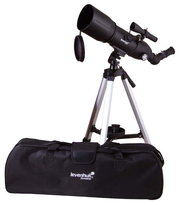 Телескоп LEVENHUK Skyline Travel 80 — купить по выгодной цене на Яндекс.Маркете
