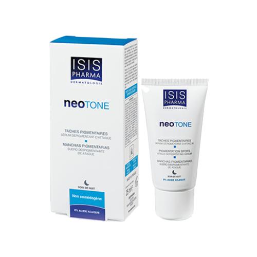 ISIS Pharma Neotone Serum Сыворотка ночная для депигментации интенсивного действия для лица, 25 мл косметика mincer pharma