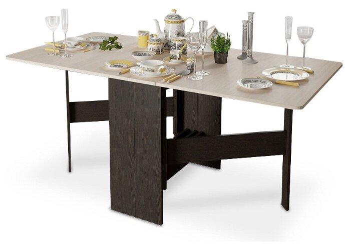 Стол кухонный ТриЯ Тип 2 раскладной