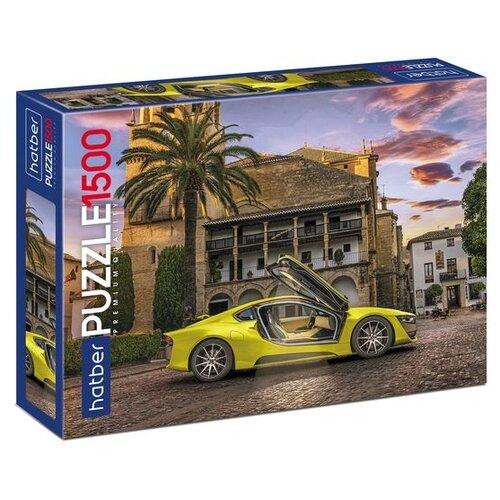 Пазл Hatber Premium АвтоЛюкс (1500ПЗ1_23498), 1500 дет.