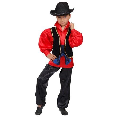 Купить Костюм Elite CLASSIC Цыган, красный, размер 32 (128), Карнавальные костюмы