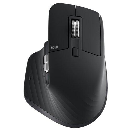 Беспроводная мышь Logitech MX Master 3, черный