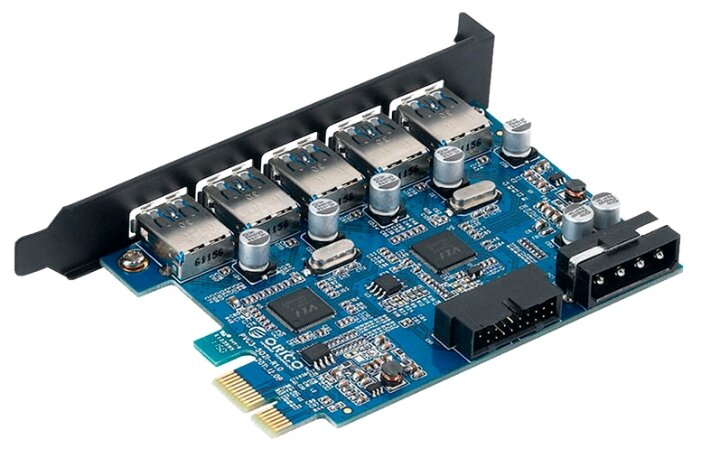 USB 3.1 Gen1 контроллер ORICO PVU3-5O2I