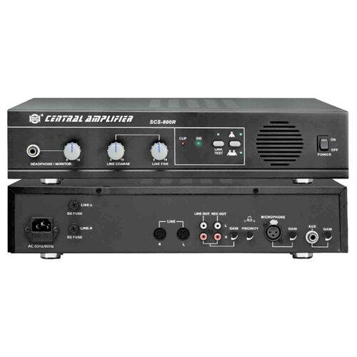 Терминал видеоконференцсвязи Show SCS800R черный  - купить со скидкой