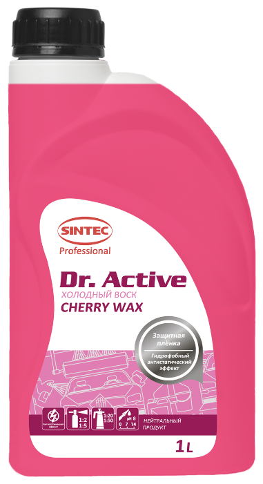 Воск для автомобиля SINTEC холодный Cherry Wax
