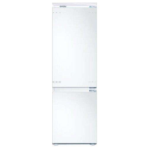 Встраиваемый холодильник Ginzzu NFK-260