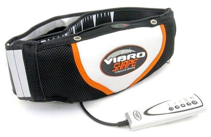 Пояс для похудения FitStudio Vibro Shape с эффектом сауны