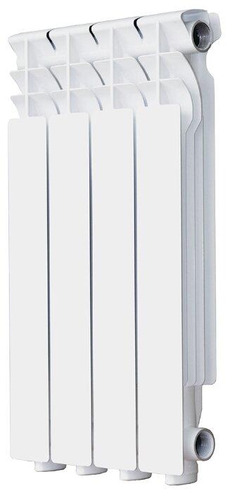 Радиатор алюминиевый Halsen L-500/80