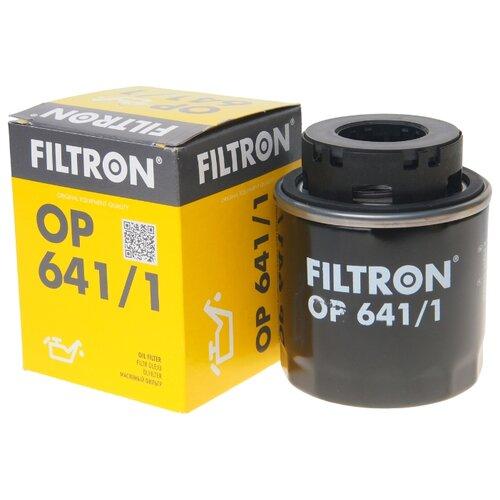 Масляный фильтр FILTRON OP 641/1