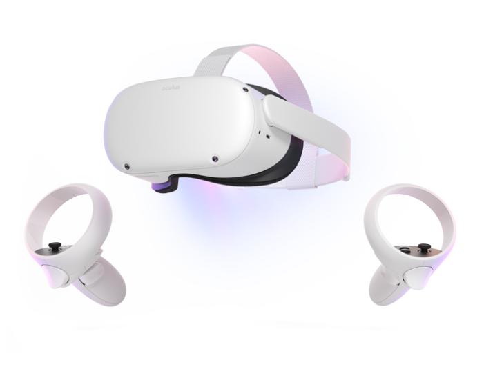 Шлем виртуальной реальности Oculus Quest 2 - 64 GB