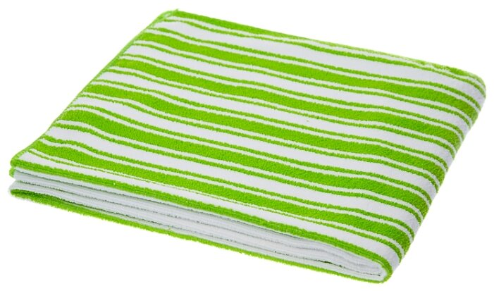 Guten Morgen полотенце Пляж банное 70х140 см сине-белый