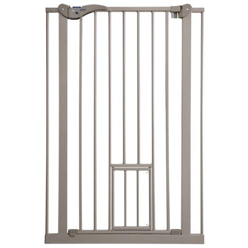 Ограждение для животных SAVIC Dog Barrier Door A3214 74х107 см серый