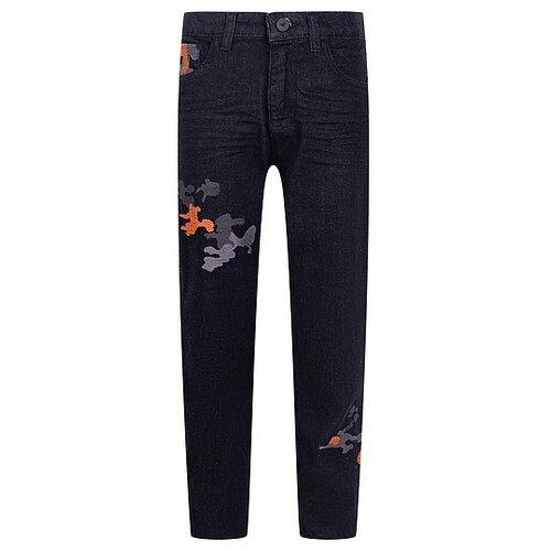 Джинсы ARMANI размер 140, черный джинсы женские armani a5j07h1115 aj