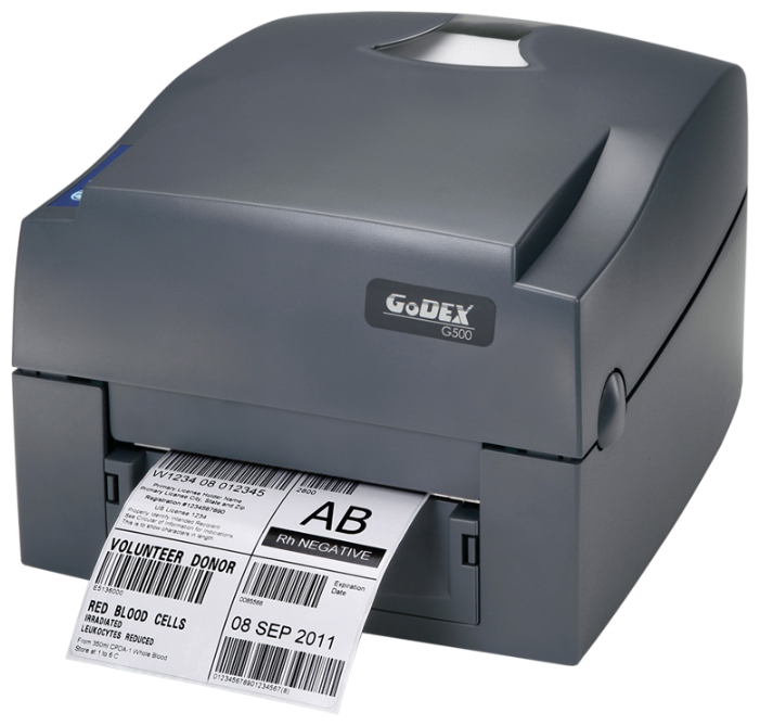 Термотрансферный принтер этикеток Godex G500UES — купить по выгодной цене на Яндекс.Маркете
