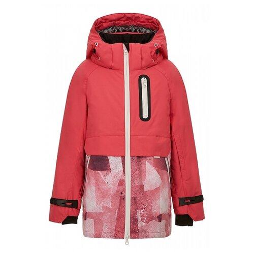 Купить Куртка Oldos Ава размер 170, розовый, Куртки и пуховики