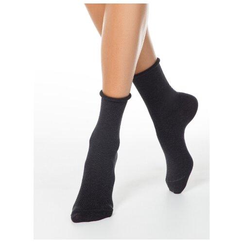 Фото - Носки Conte Elegant Comfort 19С-101СП, размер 23, черный носки conte elegant comfort 19с 101сп размер 23 темно бордовый
