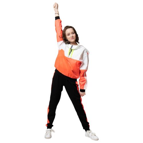 Купить Спортивный костюм Nota Bene размер 152, черный/красный, Спортивные костюмы