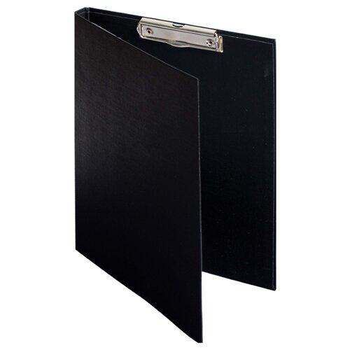 Купить OfficeSpace Папка-планшет с зажимом А4, бумвинил черный 2, Файлы и папки