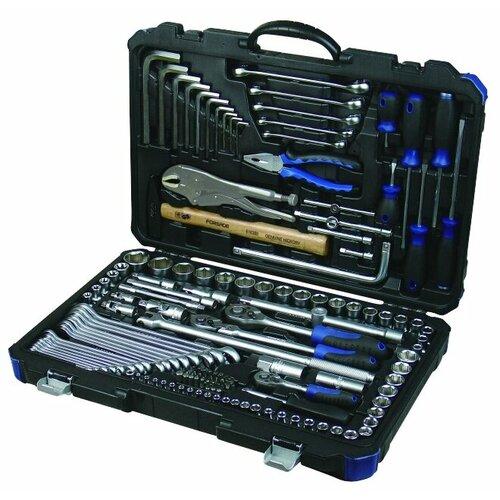 Набор инструментов Forsage (142 предм.) 41421-5 черный набор инструментов forsage 41071