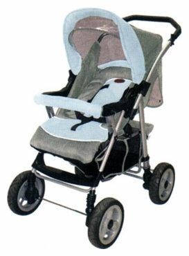 Прогулочная коляска Amalfy Aerorider