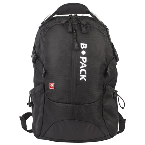 Рюкзак B-PACK S-02 226948 (черный)