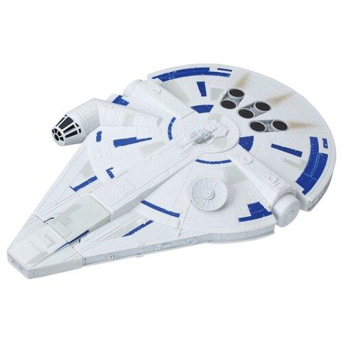 Купить Игровой набор Hasbro Star Wars Сокол Тысячелетия E0764, Игровые наборы и фигурки