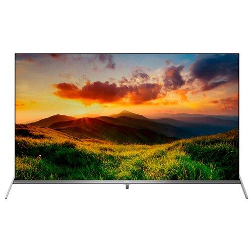 Телевизор TCL L55P8SUS 55 (2019) стальной led телевизор tcl l55p8sus