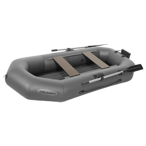 Фото - Надувная лодка Лоцман Профи С-240 М ВНД П серый надувная лодка лоцман с 260 м серый