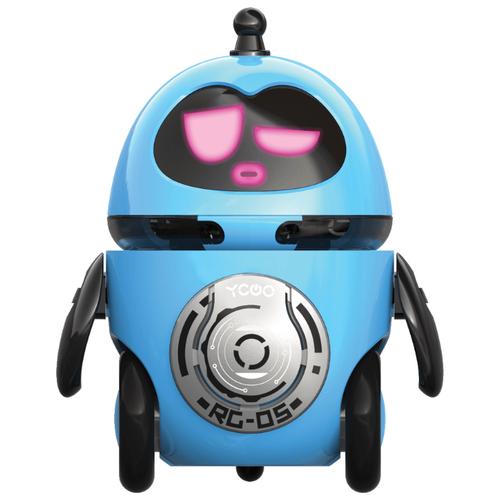 Робот Silverlit YCOO Neo Follow Me droid синий интерактивная игрушка робот silverlit ycoo n friends собака руффи синий
