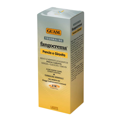 Крем Guam Tourmaline моделирующий для живота и талии с разогревающим эффектом 150 мл guam для живота и талии