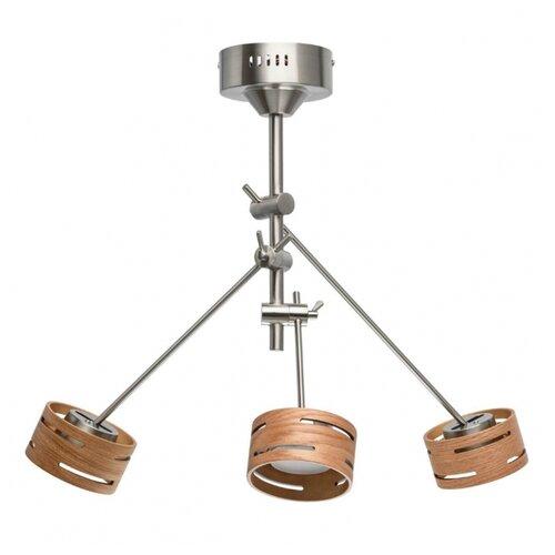 Люстра светодиодная De Markt Чил-аут 725010103, LED, 15 Вт люстра светодиодная de markt ауксис 722010404 led 24 вт