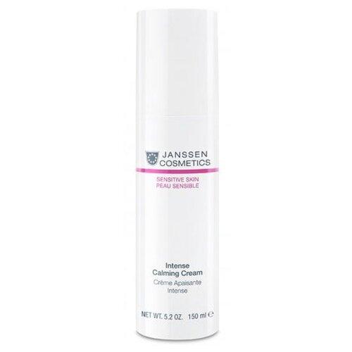 Janssen Cosmetics Sensitive Skin Intense Calming Cream Успокаивающий крем для лица интенсивного действия, 150 мл недорого