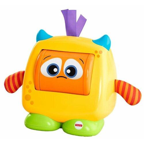 Интерактивная развивающая игрушка Fisher-Price Монстрик Эмоции fisher price thomas