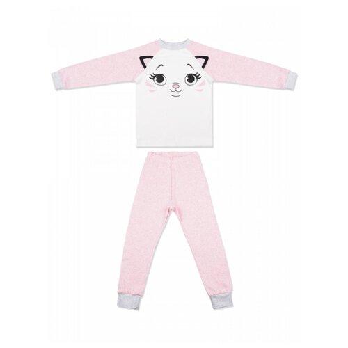Купить Пижама LEO размер 98, розовый, Домашняя одежда
