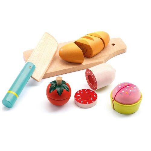 Набор продуктов DJECO Завтрак 06529 разноцветный