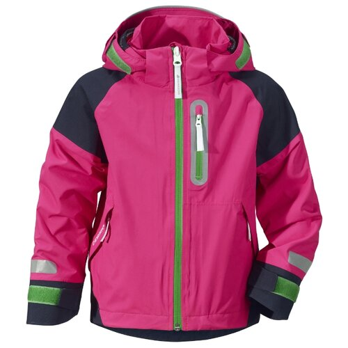 Куртка Didriksons размер 90, 070 фуксия парка didriksons marcel