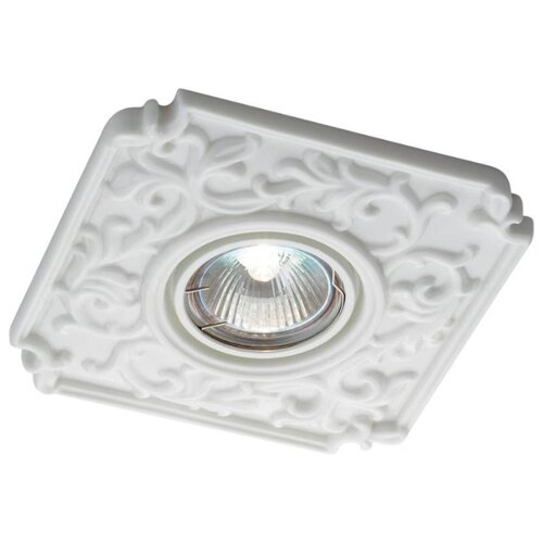 Встраиваемый светильник Novotech Farfor 369865 встраиваемый светильник novotech farfor 370208