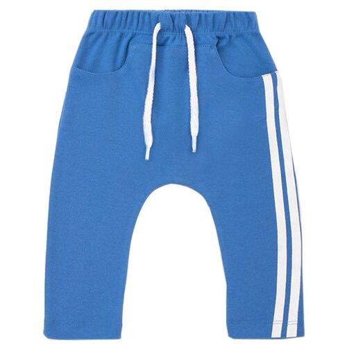 Купить Брюки crockid К 4780 размер 68, теплый синий, Брюки и шорты