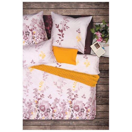 Постельное белье 2-спальное Sova & Javoronok Сон в летнюю ночь 70х70 см, бязь розовый