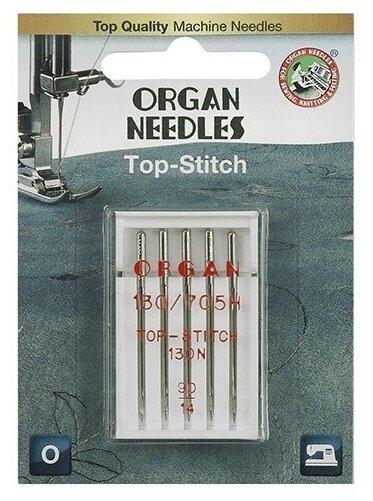 Игла/иглы Organ Top-Stitch 90