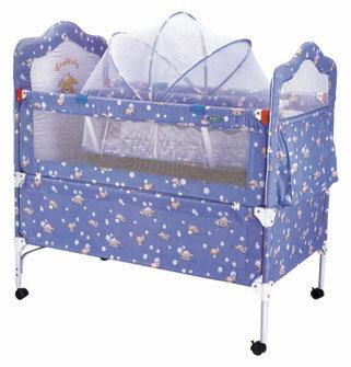 Кроватка Geoby TLY 900
