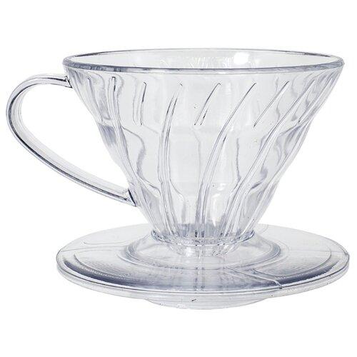 Пуровер Чистая Чашка 1762, прозрачный чистая кровь