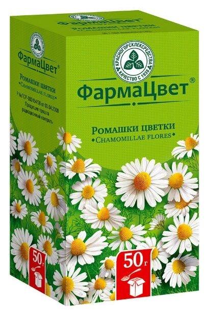 Красногорсклексредства цветы ФармаЦвет Ромашки 50 г