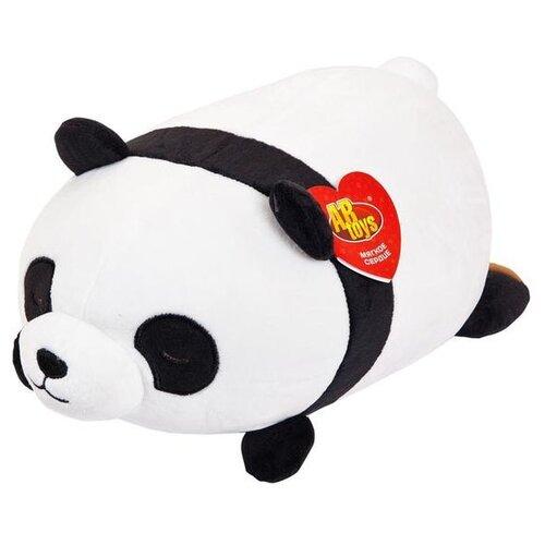 Купить Мягкая игрушка ABtoys Панда 27 см, Мягкие игрушки