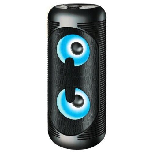 цена на Портативная акустика Ginzzu GM-210 черный