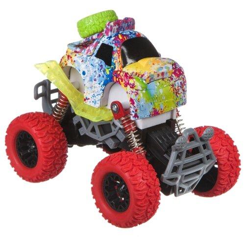 Купить Монстр-трак BONDIBON Парк техники (ВВ4496), Машинки и техника