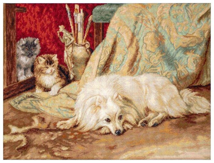 Luca S Набор для вышивания Собака
