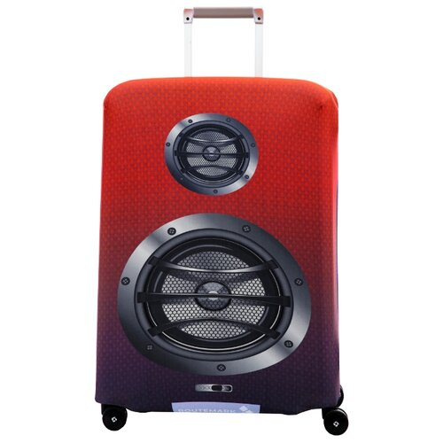 Чехол для чемодана ROUTEMARK Boombox SP180 M/L, коричневый