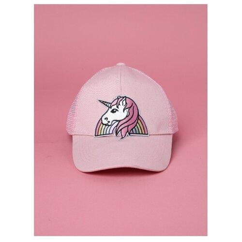 Бейсболка Jane Flo размер 54-58, розовый